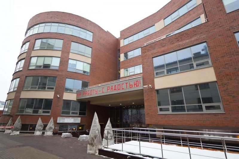 бизнес-центр Мельников Хаус