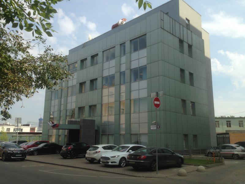 бизнес-центр Барклая 6