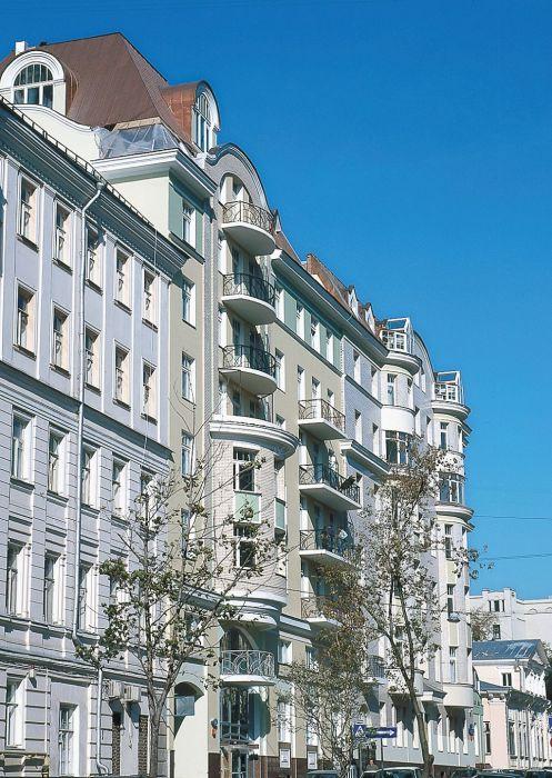 бизнес-центр Трубниковский переулок, 13 ст 1