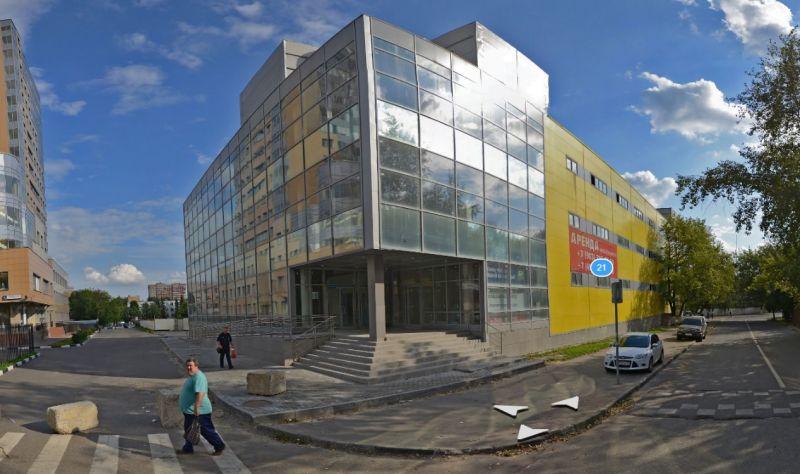 бизнес-центр ТЦ Комсомольская 21