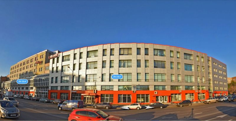 бизнес-центр Нижегородский