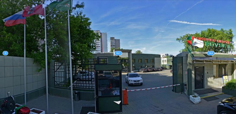бизнес-центр Petrovsky