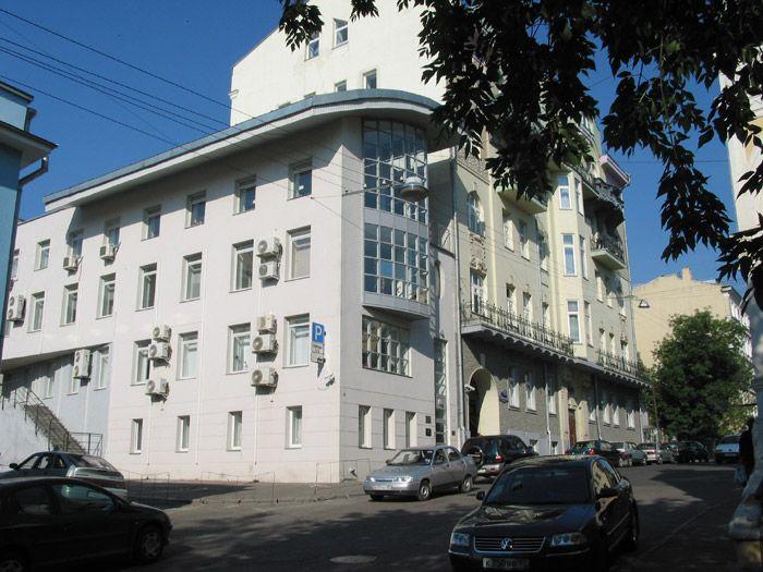 бизнес-центр 2-й Обыденский переулок
