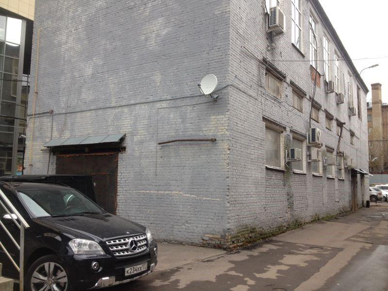 бизнес-центр 2-я Звенигородская улица