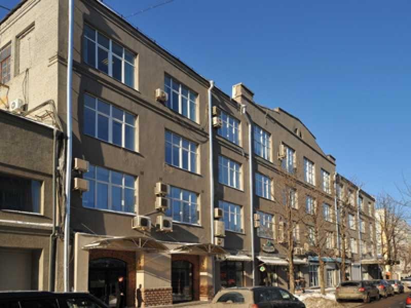 бизнес-центр 2-я Звенигородская 13 с18А