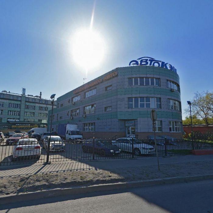 бизнес-центр 1-й Нагатинский 2 с34