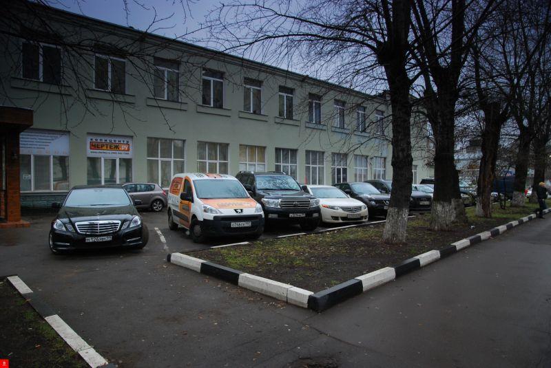 бизнес-центр 2-я Машиностроения 17 с1