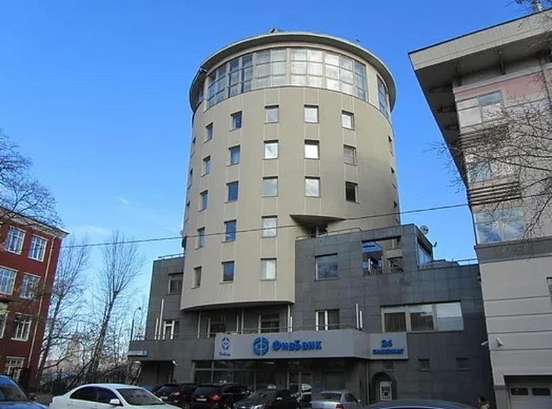бизнес-центр 1-й Тружеников 12 с2