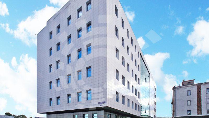 бизнес-центр 2-й Южнопортовый 18А
