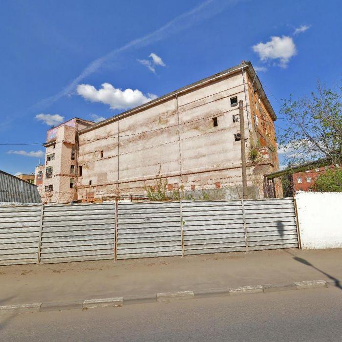 бизнес-центр 1-й Варшавский 1А с2