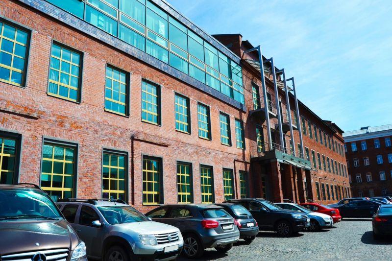бизнес-центр Stendhal