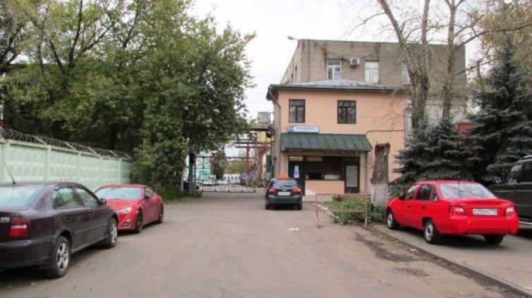 бизнес-центр Бизнес-парк Авиамоторная 73а