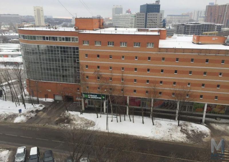 бизнес-центр Бизнес-центр Академика Челомея 3 к2