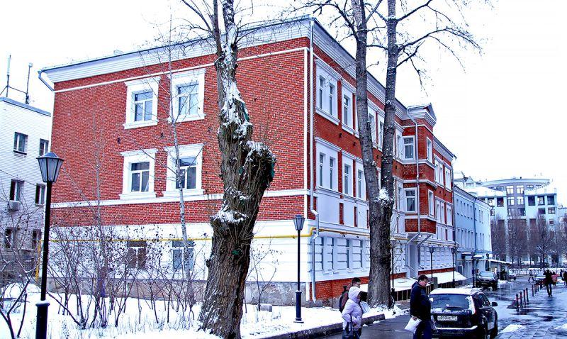 """бизнес-центр Особняк """"Цветной 21с2"""""""