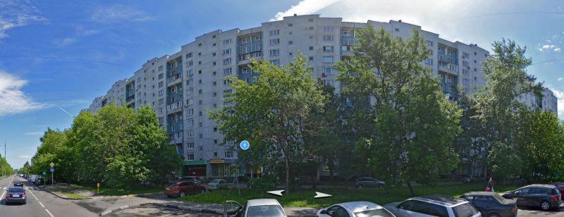 бизнес-центр ЖК Плещеева 8