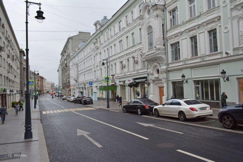 бизнес-центр Петровка 19с1