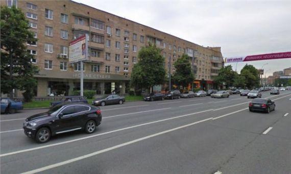 бизнес-центр Комсомольский проспект 19