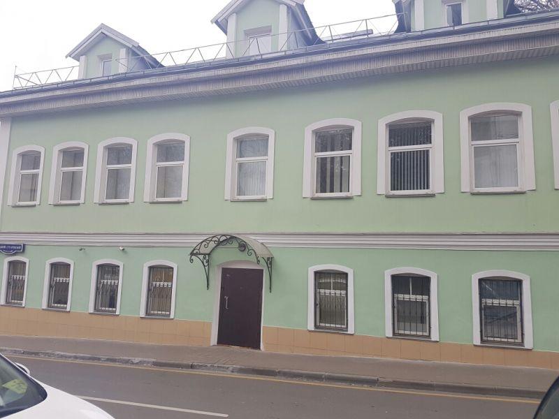 бизнес-центр Большой Сухаревский переулок 13с2