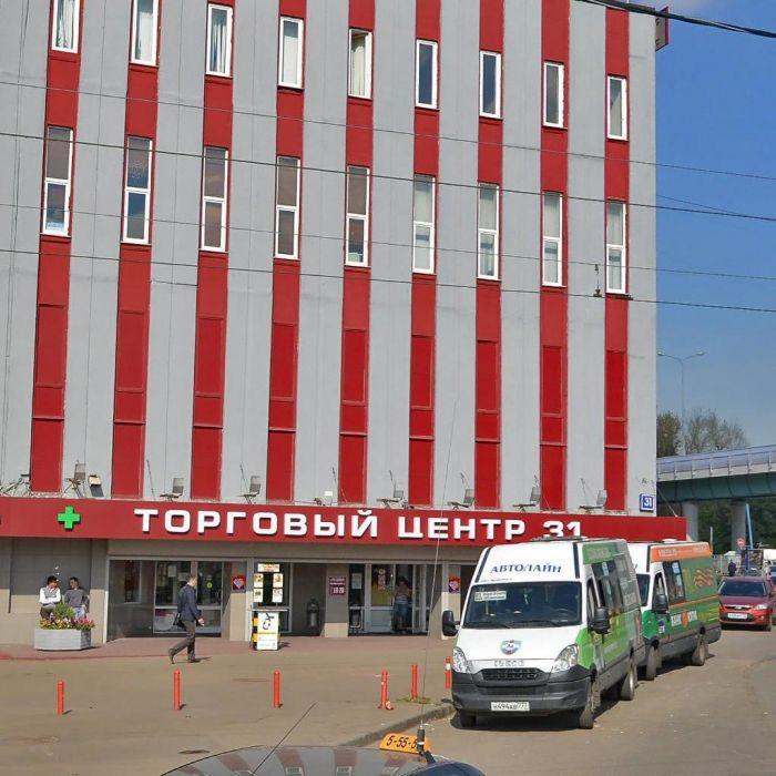 бизнес-центр Энтузиастов 31 с38
