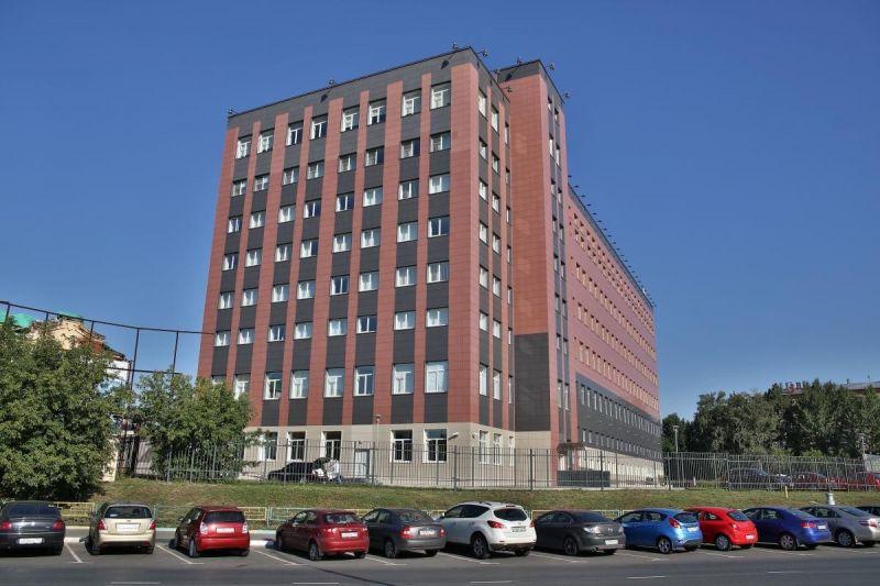 бизнес-центр AFI на Павелецкой