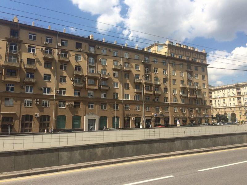 бизнес-центр Дом на Новинском бульваре, 7