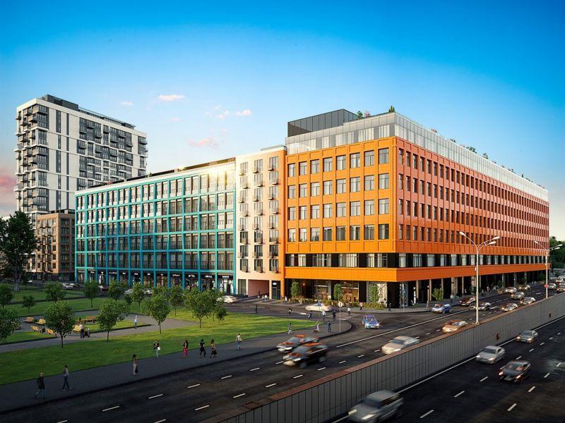 бизнес-центр JAZZ