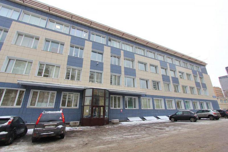 бизнес-центр Намёткина 8 с1