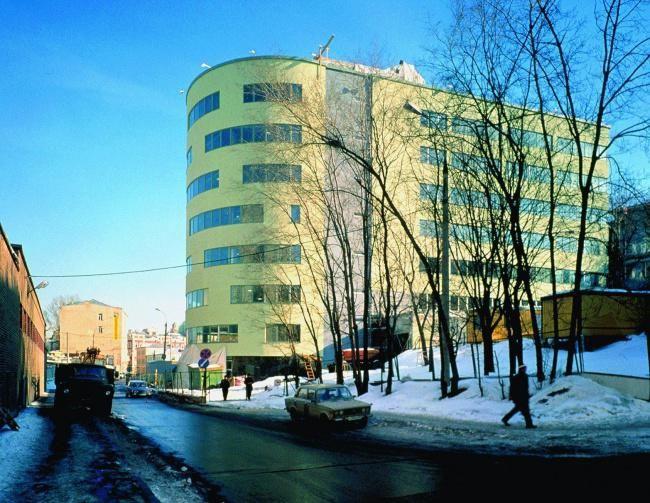 бизнес-центр Миллениум Хаус