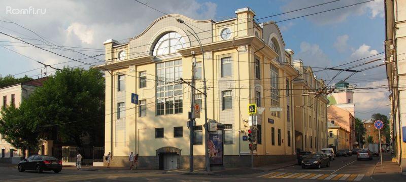 бизнес-центр Мосэнка Плаза 6