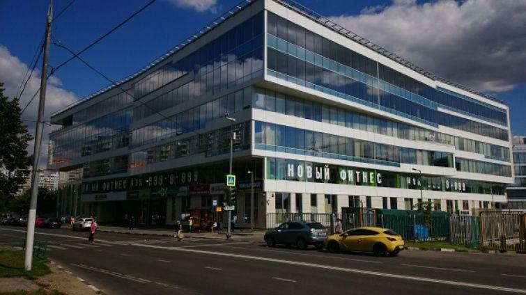 бизнес-центр Солюшнс Бизнес Квартал