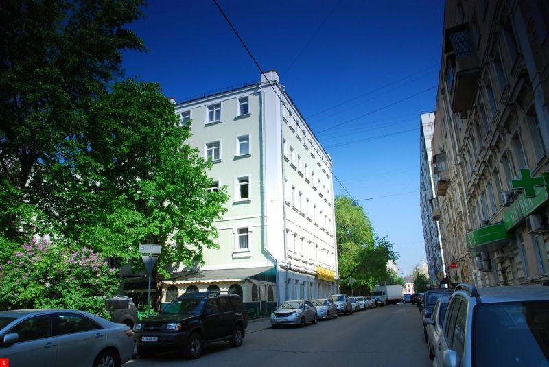 бизнес-центр Мещанская 9/14 с1