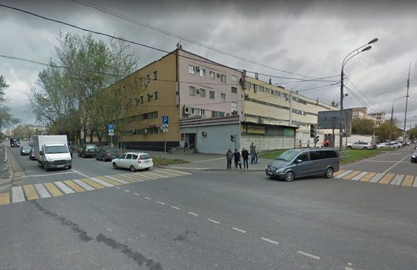 бизнес-центр 1-я Магистральная 18