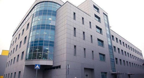 бизнес-центр Армтек