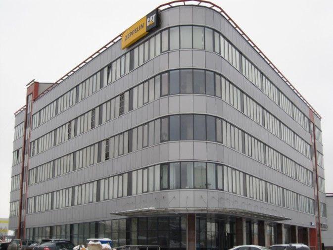 бизнес-центр Технопарк Астория