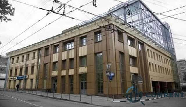 бизнес-центр Басманов