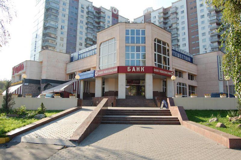 бизнес-центр Волгоградский 4а