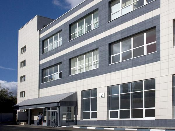 бизнес-центр Вега