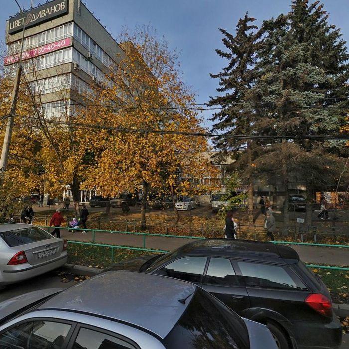 бизнес-центр Вернадский