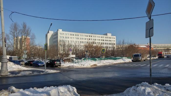 бизнес-центр Волжский