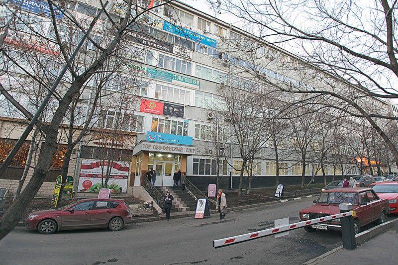 бизнес-центр Воронцовская 35б к2