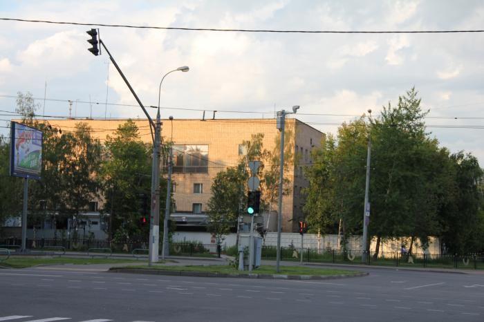 бизнес-центр Дмитровское 102
