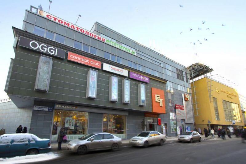 бизнес-центр Елоховский пассаж