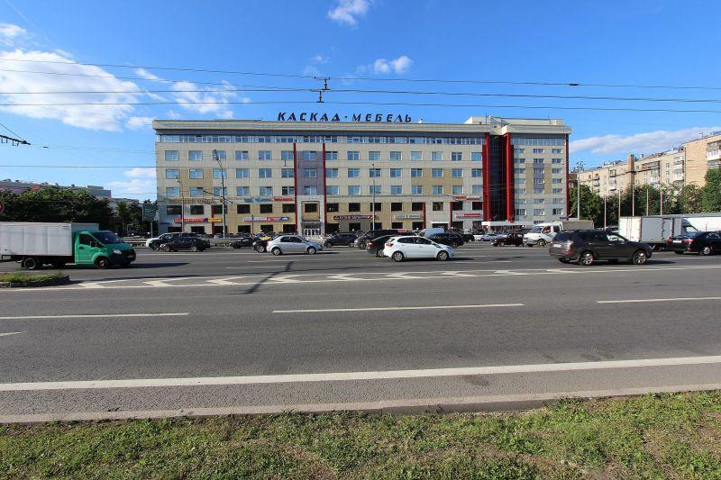 бизнес-центр Каскад