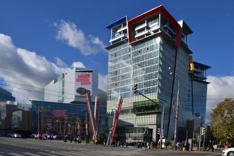 бизнес-центр Кунцево Плаза