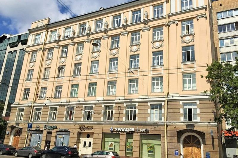 бизнес-центр Лесная 43