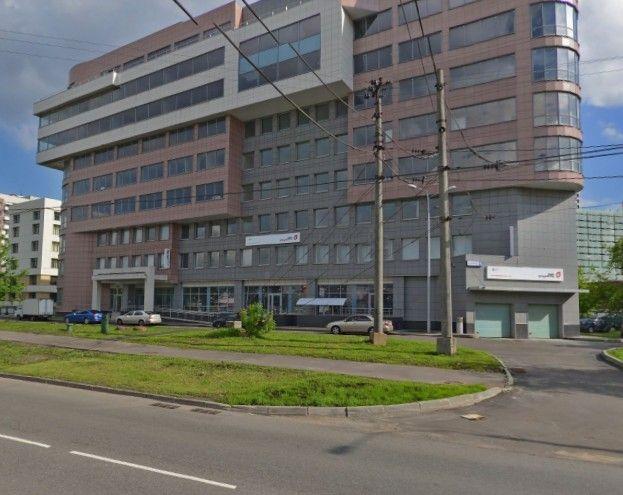 бизнес-центр 17-й Марьиной Рощи 4