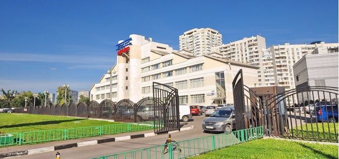 бизнес-центр Марьино