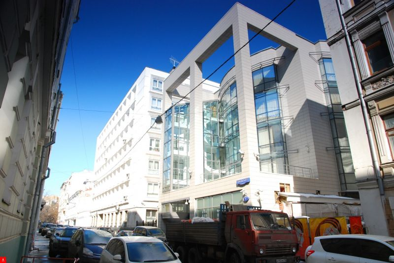 бизнес-центр Жуковского 17