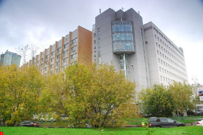 бизнес-центр Карамышевская 44