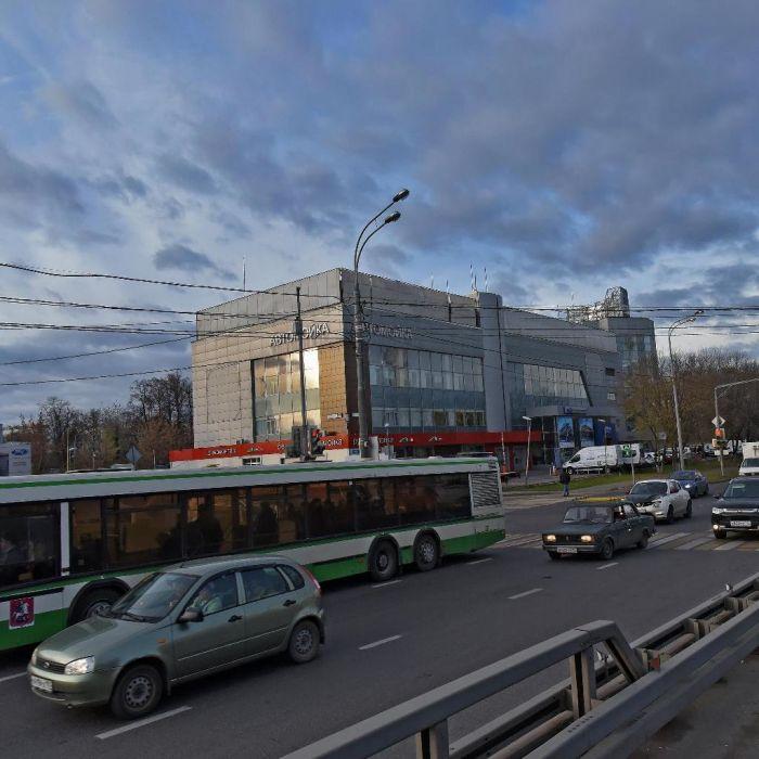 бизнес-центр Рябиновая 14